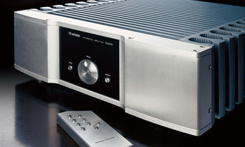 XA6950 Integrated Amplifier - This unit adopts dual differential complementary symmetrical pushpull amplifying. FET (field effect transistor) is put to good use for the track amplifier while the following stage adopts symmetric current negative feedback circuit with wide frequency response range and low distortion.