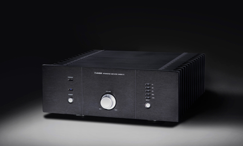 XA6950II is a hybrid integrated amplifier. It integrates the characteristics for both solid-state amplifier and vacuum tube amplifier.